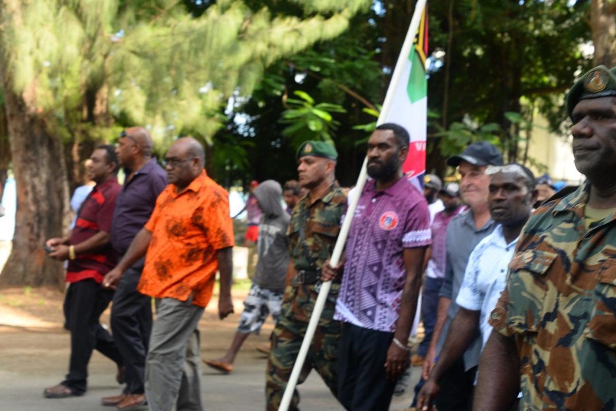 Port Vila City celebrates 44 Years