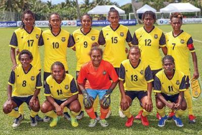 Vanuatu defeated Group A rivals Solomon Islands 4-0