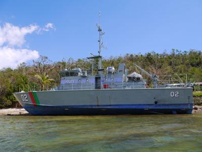 Technical assessment on RVS Tukoro completed
