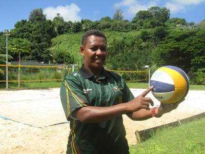 Vanuatu's Serah Toto to officiate at Arafura Games