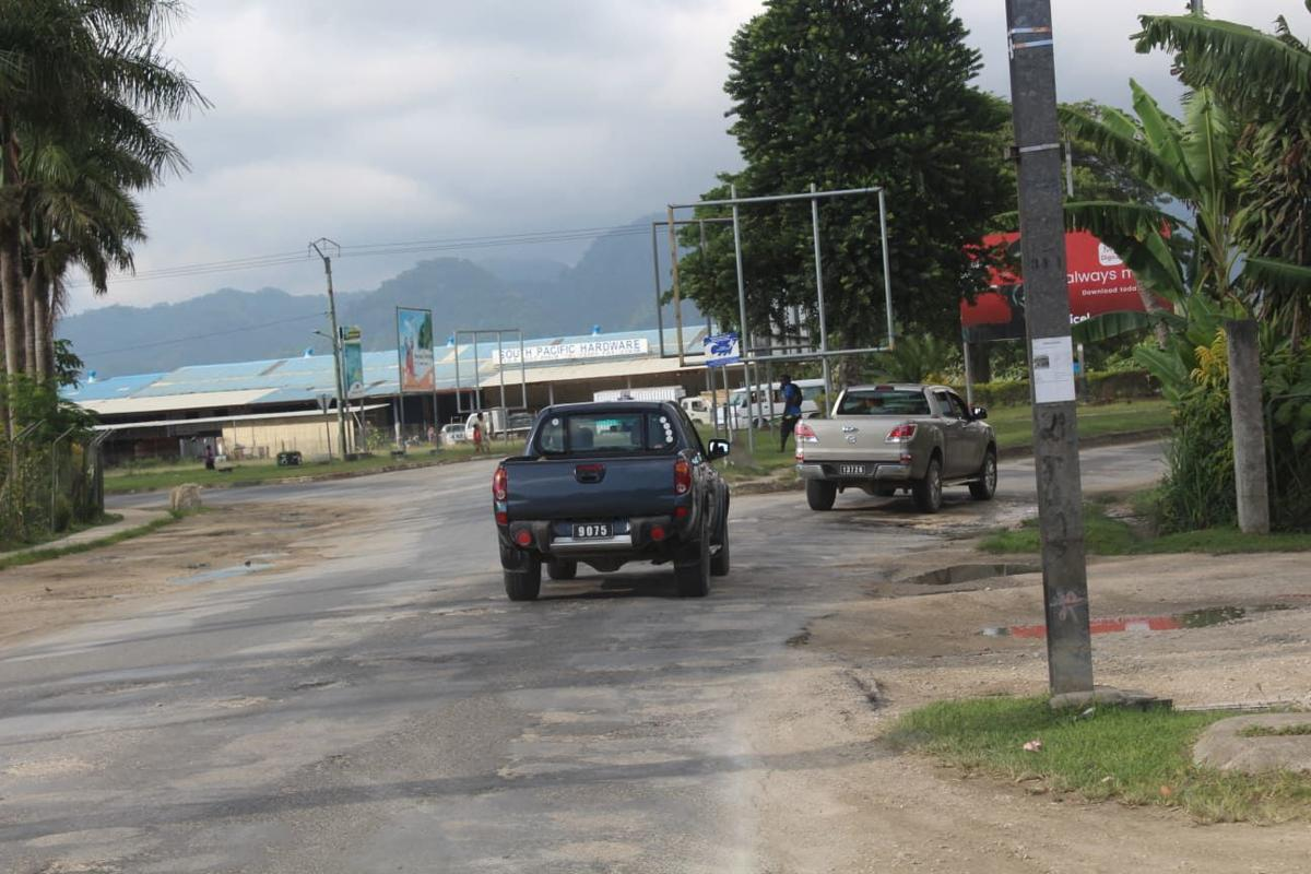 Tagabe roads to be fixed - starting today