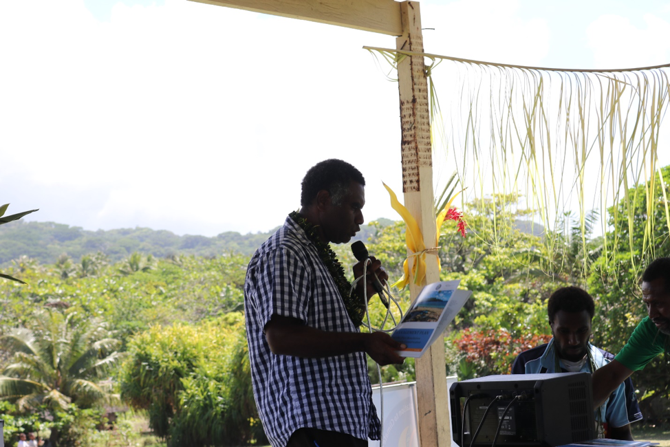 Port Resolution Community Conservation Area Launched