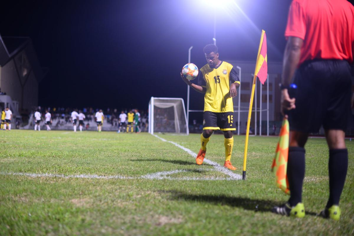 Vanuatu draws in second International friendly