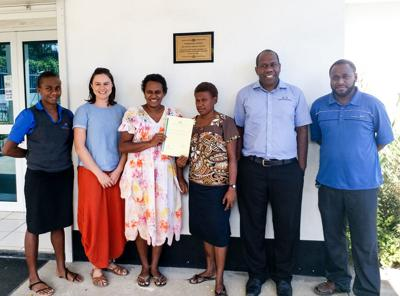 MALAMPA Handicraft Centre becomes Vanuatu's First Community Company