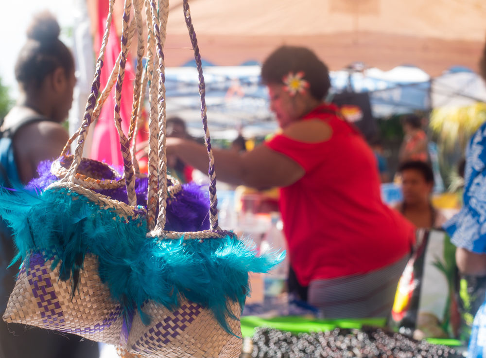 Local Handicraft Vendors Unhappy with Ovation's Visit