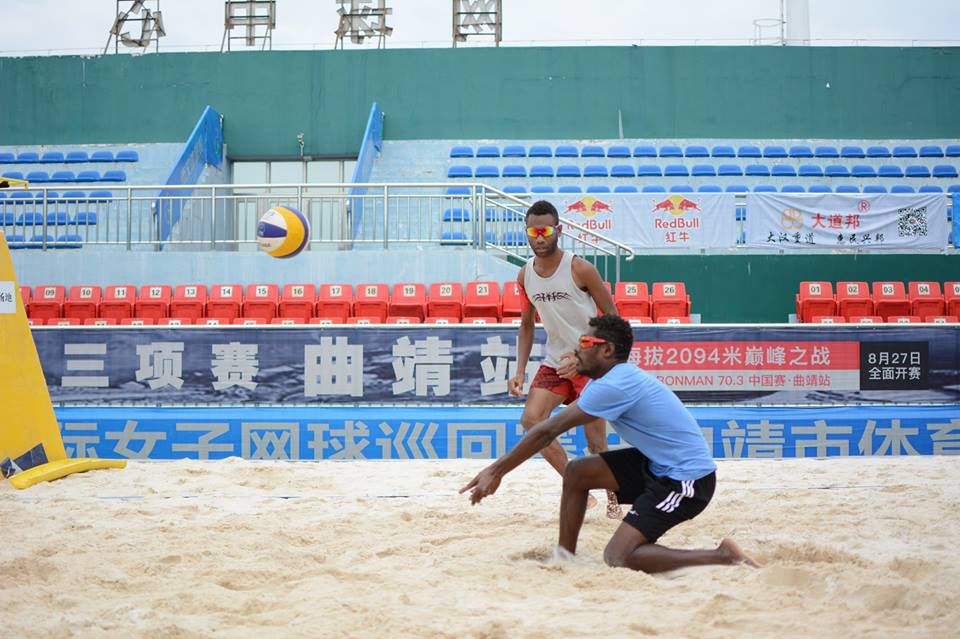 Vanuatu Commended by FIVB