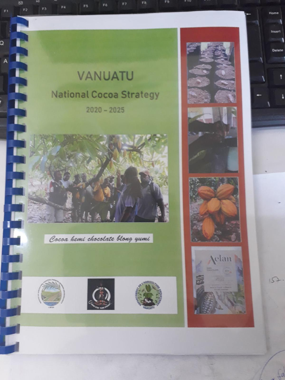 National Cocoa Strategy draft reviewed