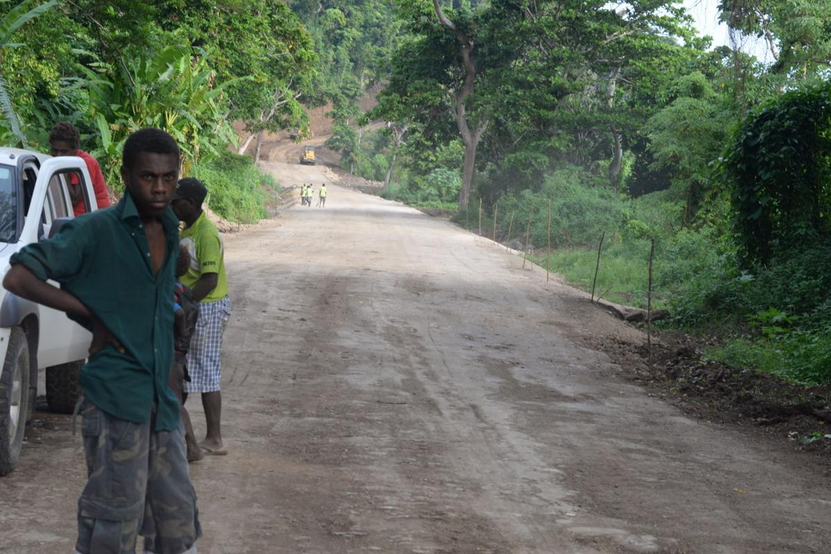 Negotiations to commence Chinese funded Tanna road construction second phase