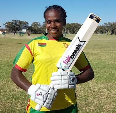 Solman selected in ICC Global Development team to play against WBBL teams