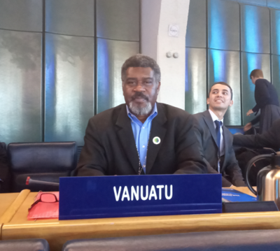 MOP 31 Meeting Represented by MP Leingkone