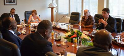 New Caledonia and Vanuatu meet to finalise free trade agreement