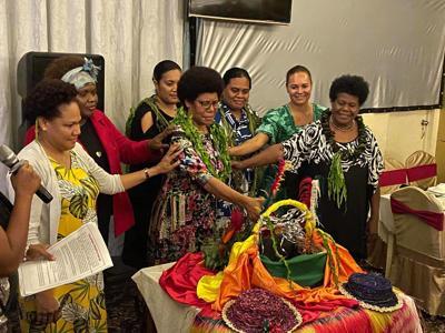 TAFEA Women's Network Association Launched