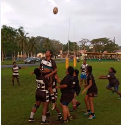 Ovins women wins Women's Rugby 7s competition