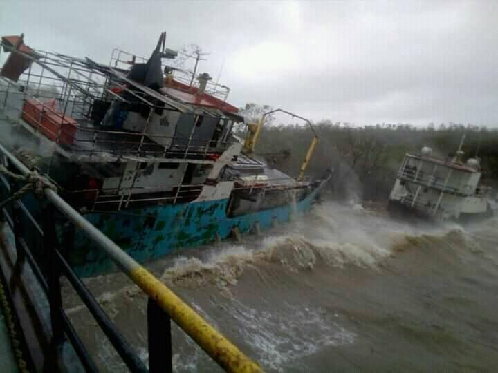 VANUATU WEATHERS MULTIPLE DISASTERS