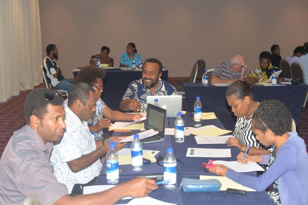 Ministry of Health drafts Clinical Service Plan for Vanuatu
