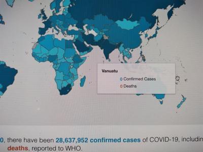 Vanuatu's COVID-19 Free Status Maintained So Far Amid Repatriations