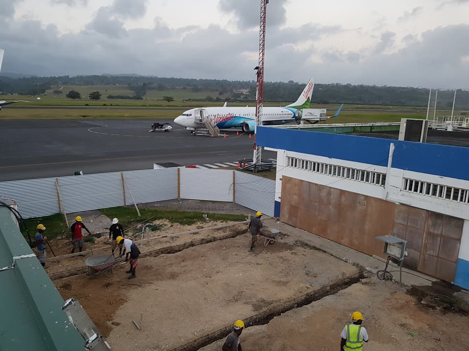 Vt160 million projects on airport facilities upgrade commences