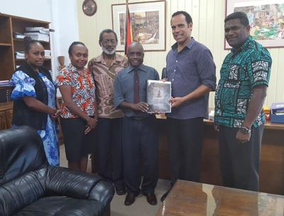 Constitutional Review Committee completes Report