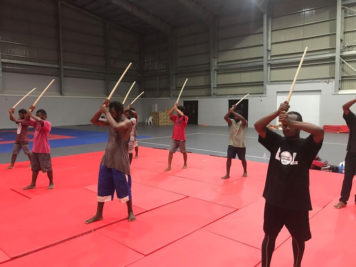 Vanuatu Budo Kyokai offering new martial art programs in Vanuatu
