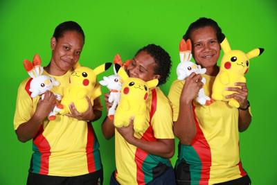 Vanuatu Table Tennis women's team grateful of learning experience in Tokyo