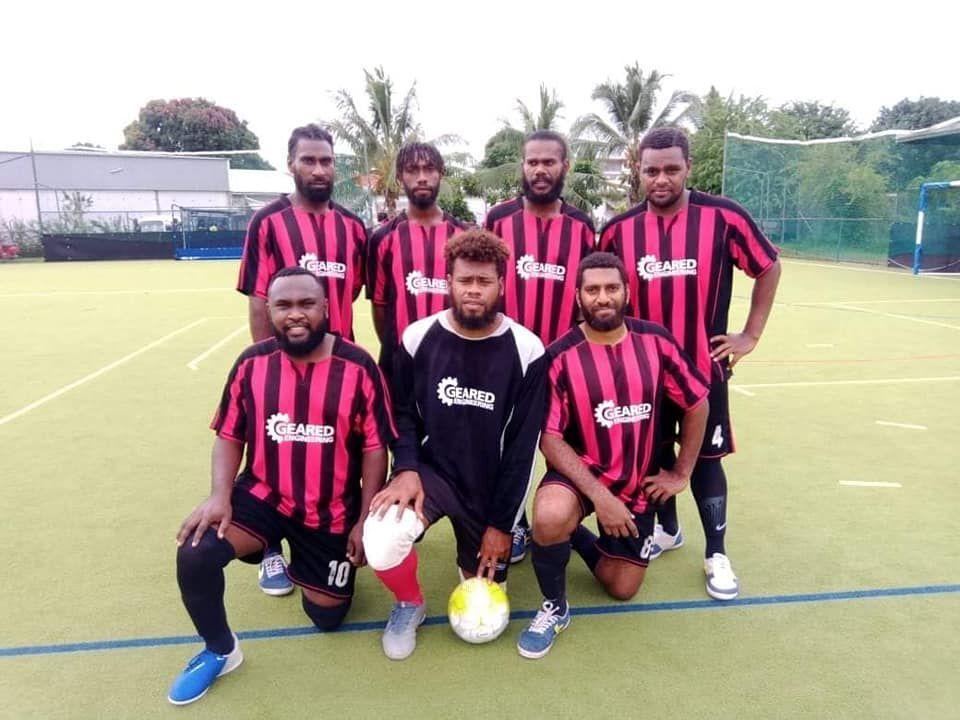 Aims FC blong plei Lugan FC tedei