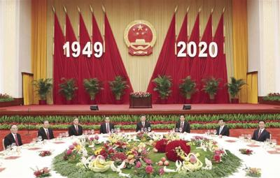 UMP祝贺中国
