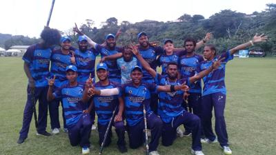 Ifira Sharks wins the BeBarter Vanuatu Cricket Blast T10