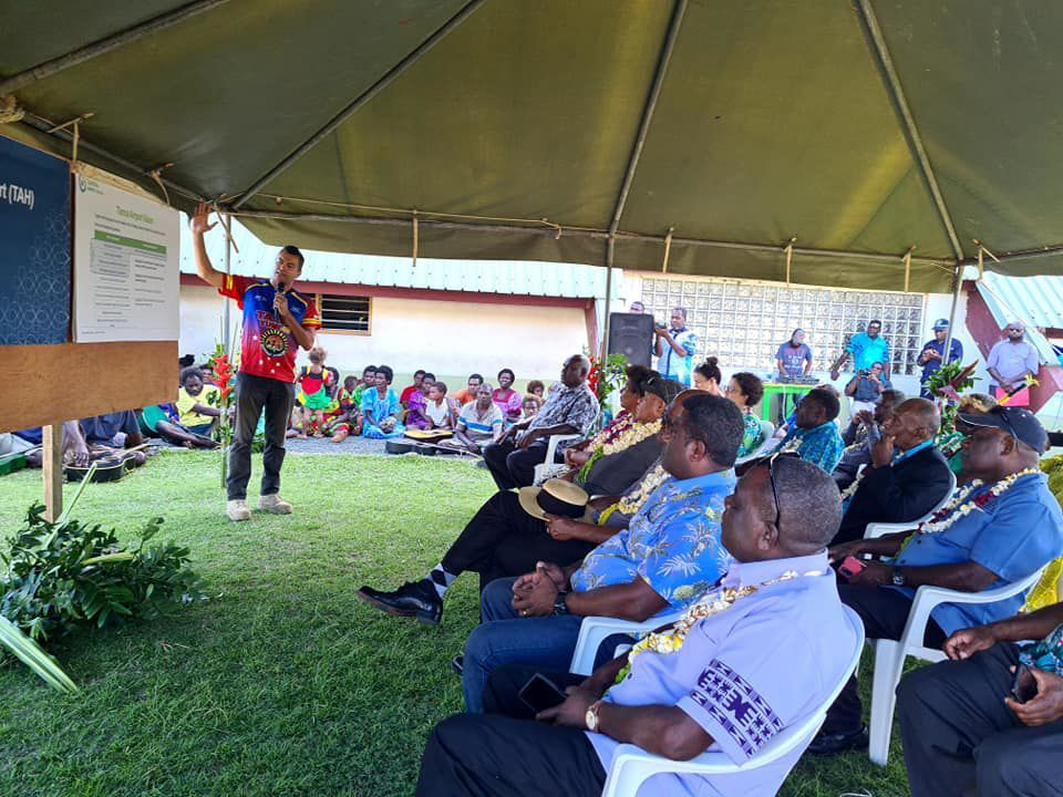 Tanna Airport Lighting Project launched