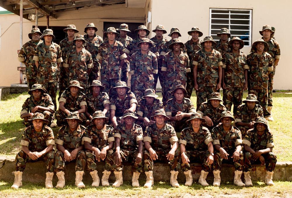 VMF Enlists 100 New Recruits