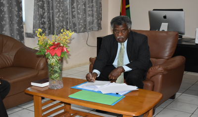 Enhance Integrated Framework supports Vanuatu with Sustainability Support Phase funds