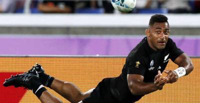 Fijian Sevu Reece to start in No 14