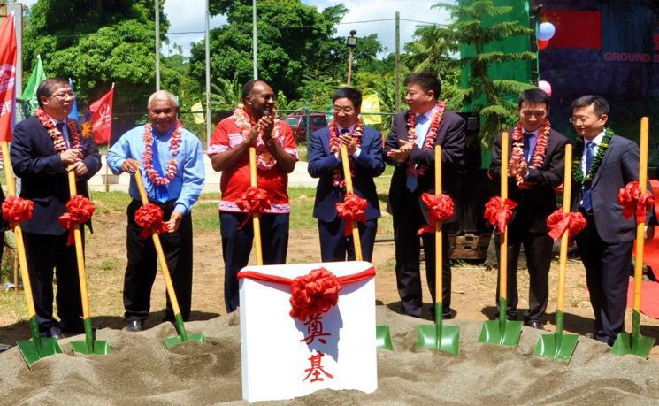 The Belt and Road Initiative Brings New Opportunities for China-Vanuatu Cooperation