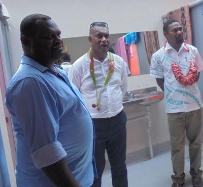First batch of Solomon nurses to arrive next month