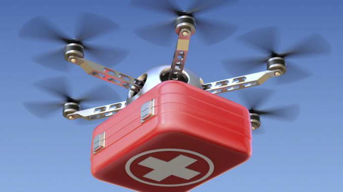 Drones to deliver vaccines