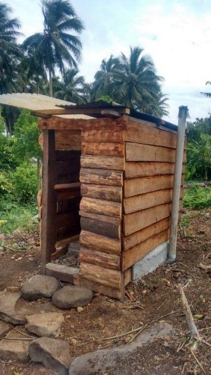 VIP toilet Umeij