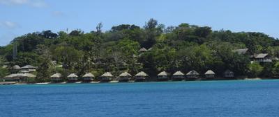 Iririki Island Resort加入TOA