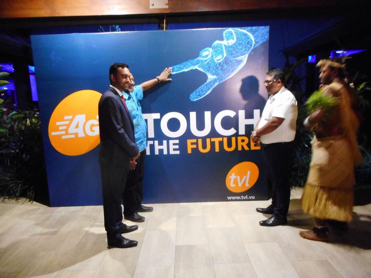 TVL Launches Widest 4G+ Network in Vanuatu
