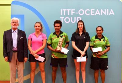 Vanuatu Table Tennis