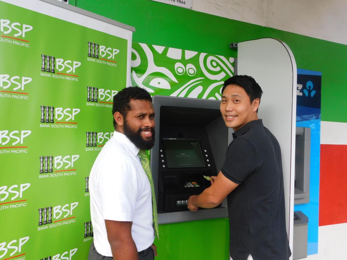 BSP Vanuatu increases its ATM footprint