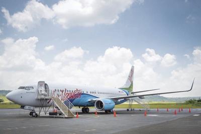 瓦努阿图航空获飞往萨摩亚许可:首席执行官: 菲瑙