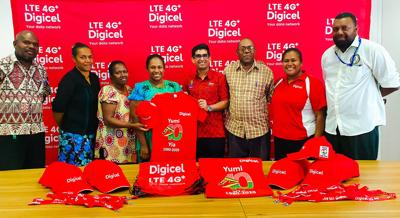 Digicel a Proud Supporter for Children's Day