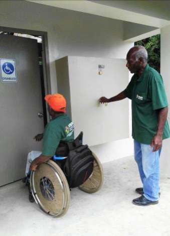 Vanuatu Society for People with Disability supports PVUDP