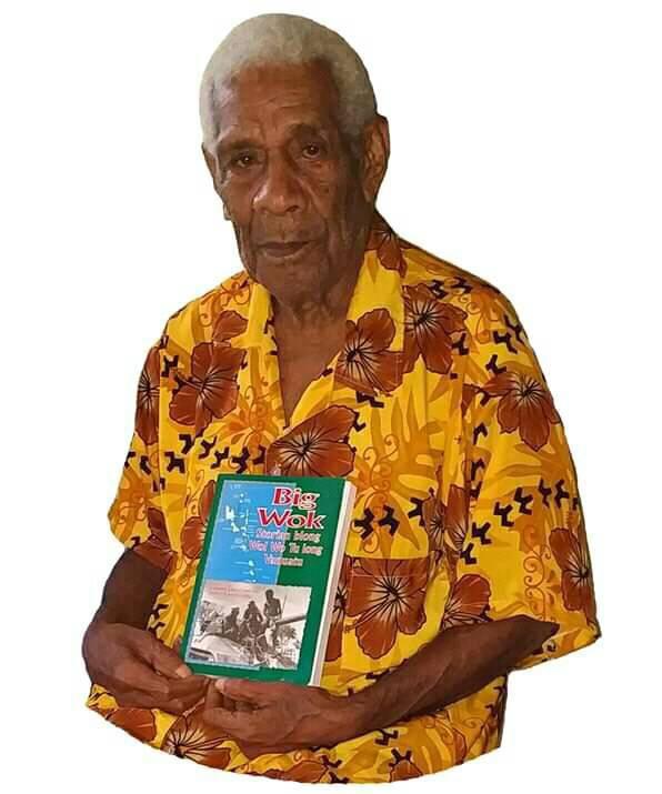 Late James Gwero