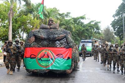Historic Vanuatu Police Force Open Day
