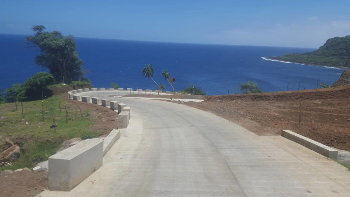 TANNA ROADWORKS COMPLETE