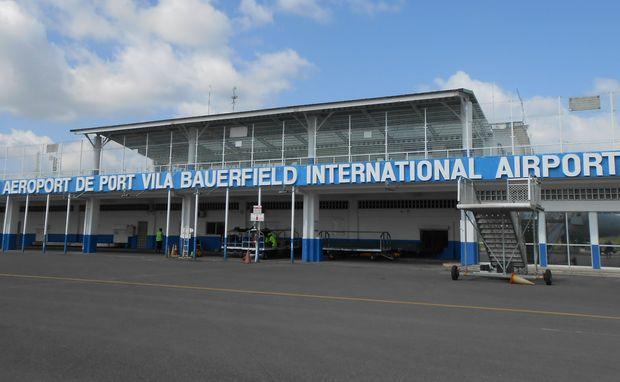International terminal shut down: Rakau