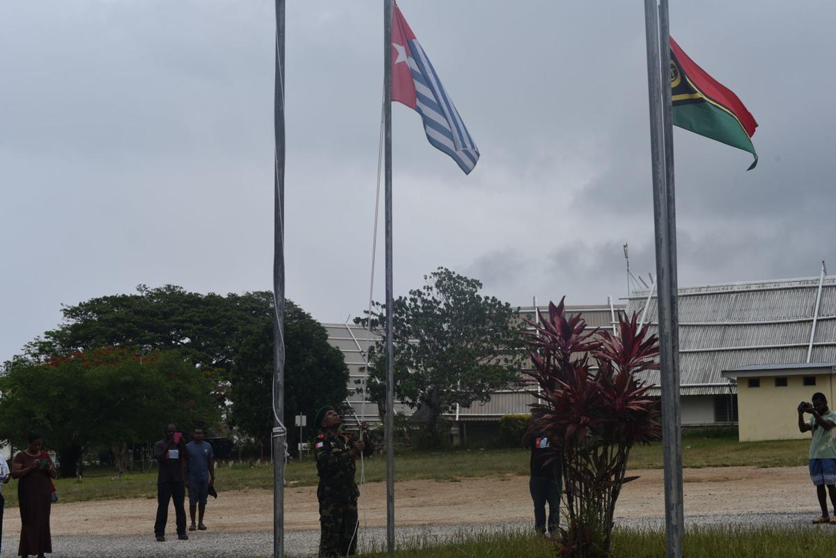 Vanuatu West Papua Association commemorates West Papua Flag raising