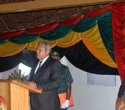 EU Ambassador commissioned Vanuatu's Ambassador to France