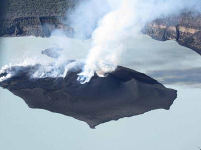 Geohazards update on Ambae volcano