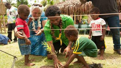 Victoria community funds cyclone-proof Vanuatu education centre